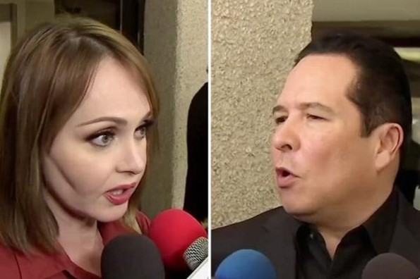Gustavo Adolfo Infante gana la demanda contra Gaby Spanic #VIDEO
