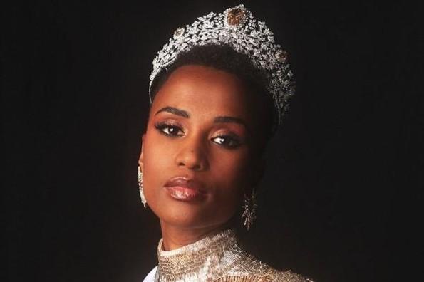 Internautas critican triunfo de Zozibini Tunzi en Miss Universo 2019 #FOTOS