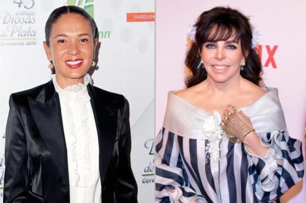 Yolanda Andrade acusa a Verónica Castro de provocar el odio hacia ella