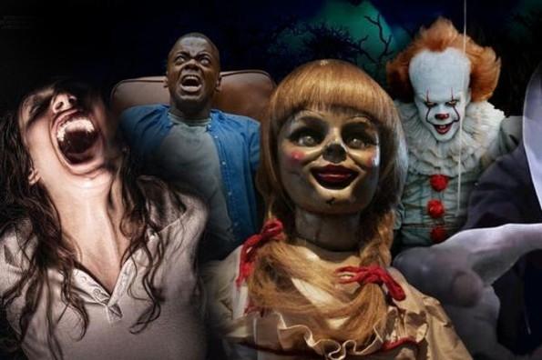 Ver películas de terror puede beneficiar en tu peso y en tus relaciones