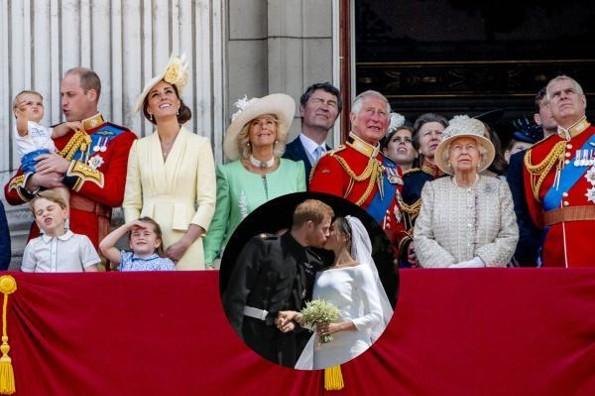 Familia real británica busca reconciliarse con el príncipe Harry