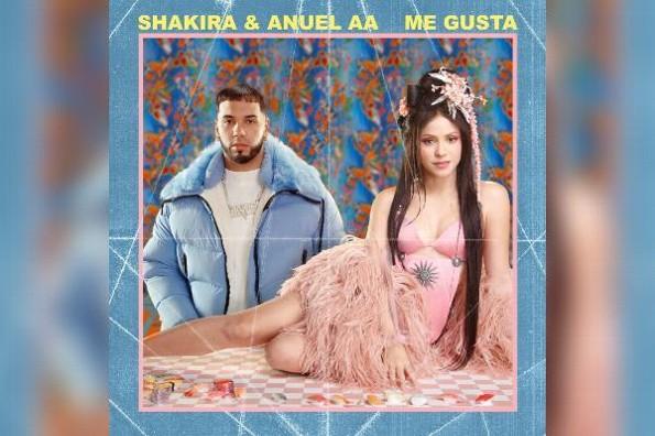 Shakira estrena colaboración con Anuel AA: