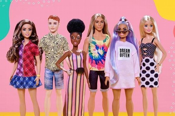 Muñecas con vitiligo, sin pelo y con prótesis, lo nuevo de Barbie para fortalecer la diversidad