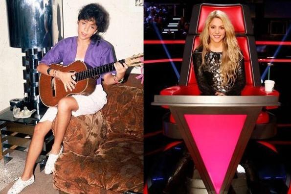 Shakira: La historia de la colombiana que soñaba con la música