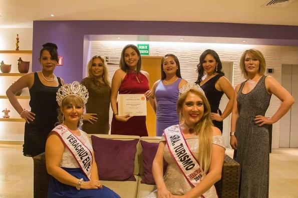 Continúa casting del certamen de Señora Belleza México Veracruz 2020