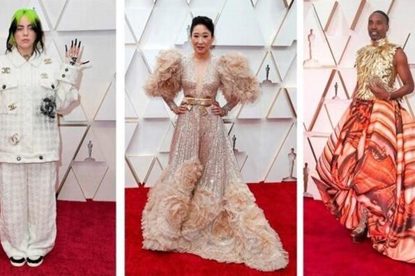Estos fueron los peores vestidos de los #Oscars