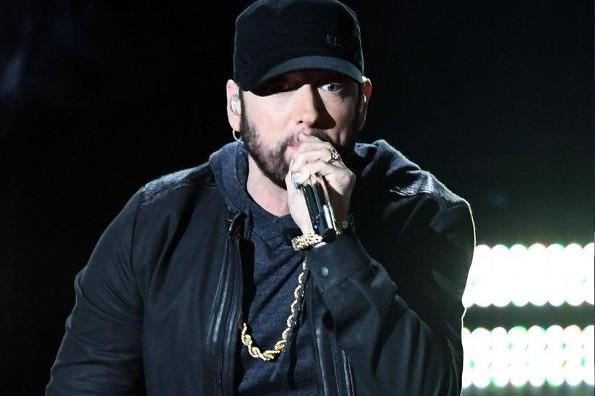 Eminem explica porque decidió presentarse en los Óscar 2020