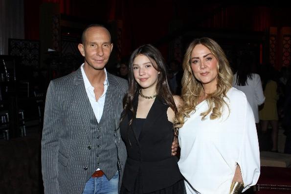Hija de Andrea Legarreta y Erik Rubín sorprende cantando tema de Demi Lovato (+video)