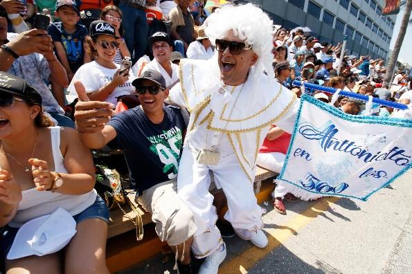 No se detiene el alcoholímnetro durante el Carnaval en Veracruz