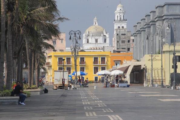 ¡Atentos! Hoy jueves será un día caluroso en Veracruz