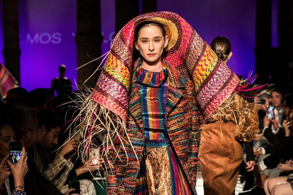 Diseñadores del Colectivo Mexicouture impactan en Intermoda México (+fotos)