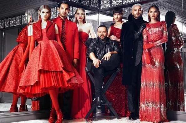 Benito Santos presenta nueva colección en el Fashion Week #DesdeCasa (+fotos/video)