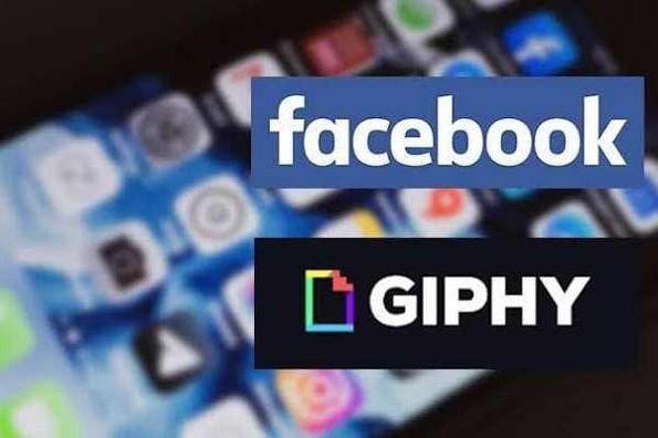 Facebook compra la plataforma de imágenes animadas GIFs