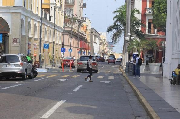¡Aviso! Cierres viales en Veracruz y Boca del Río para evitar contagio de COVID-19