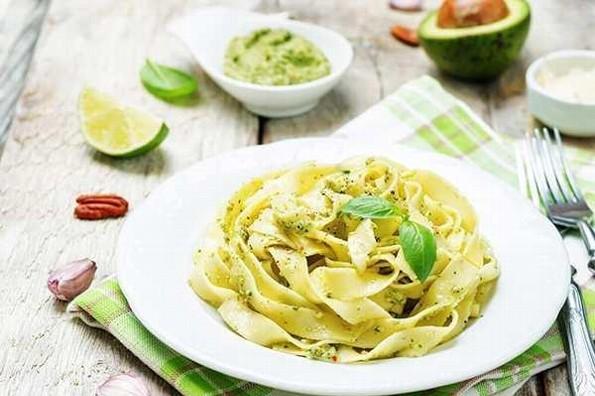 Receta de hoy: Pasta verde