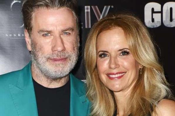 Fallece la actriz Kelly Preston, esposa de John Travolta