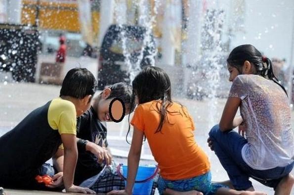 ¡Fin de semana de mucho calor en Veracruz!