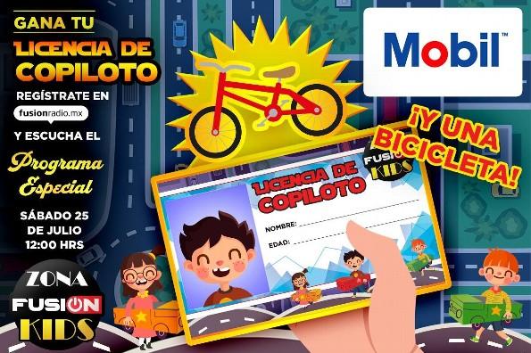 ¡Conoce al ganador de la bicicleta en la  Zona Fusión Kids! (+video)