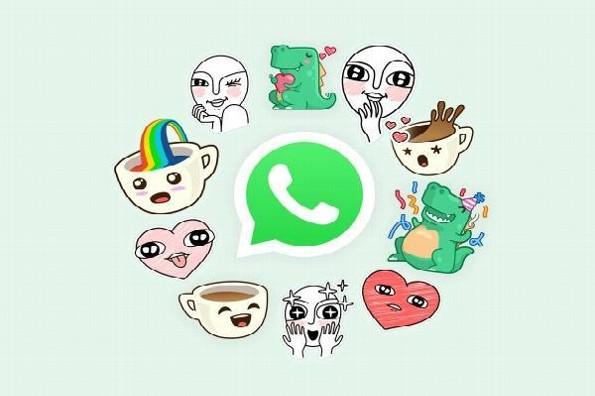 WhatsApp controlará el uso de stickers animados