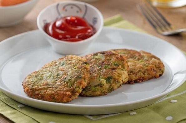 Receta de hoy: Tortitas de brócoli con queso