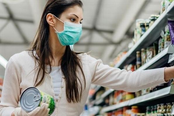 Medidas de higiene para las compras en tiendas de autoservicio