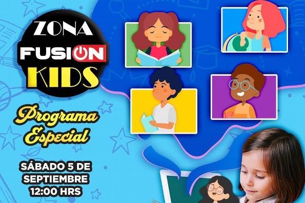 Ganadores de la Zona Fusión Kids Escolar