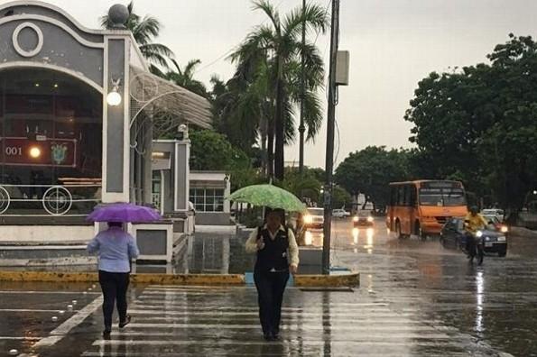 Pronostican lluvias y vientos del norte para Veracruz/Boca del Río