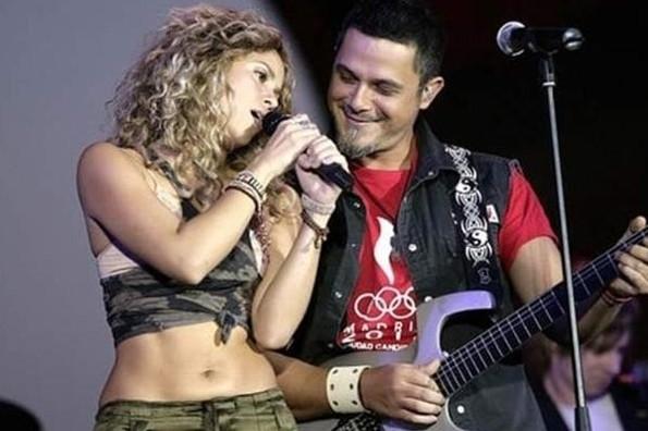 Filtran videos de supuesta relación amorosa entre Shakira y Alejandro Sanz