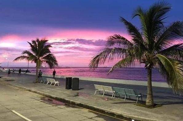Pronostican día cálido para Veracruz y posibles lluvias por la noche
