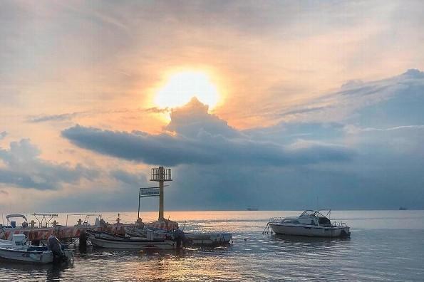 Hoy día cálido en Veracruz, pero se acercan vientos del norte