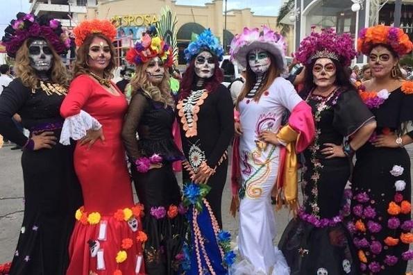 Habrá desfile de Catrinas en Veracruz, con sana distancia