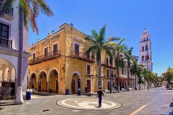 Hoy día cálido en Veracruz, mañana habrá vientos del norte