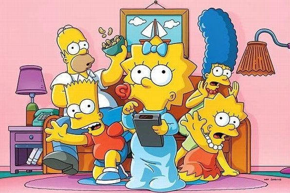 Los Simpson son el mejor programa para aprender inglés, según estudio