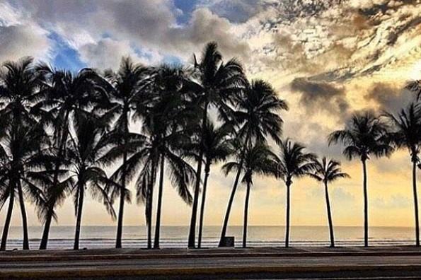 Se espera fin de semana cálido con viento leve del norte en Veracruz