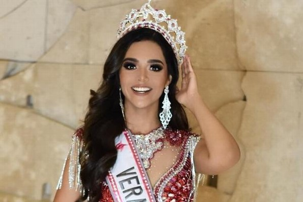 Espléndida elección de Miss Teen Universe Veracruz 2020 (+fotos)