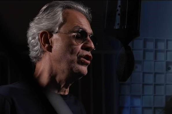Andrea Bocelli estrena su álbum