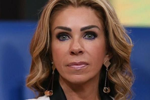 Rocío Sánchez Azuara podría regresar a la TV en el 2021