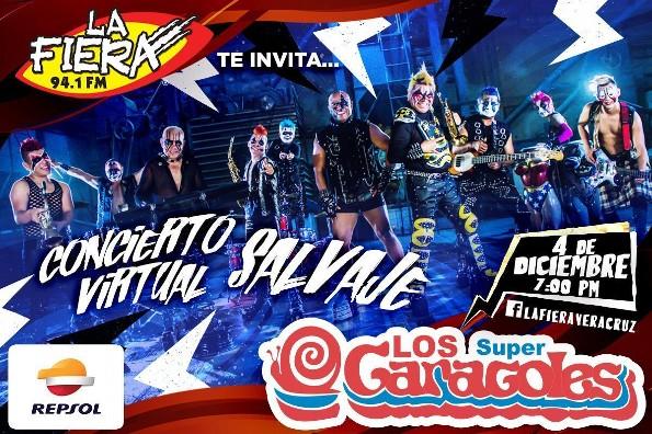 LA FIERA 94.1 FM y REPSOL te invitan al concierto de Los Súper Caracoles