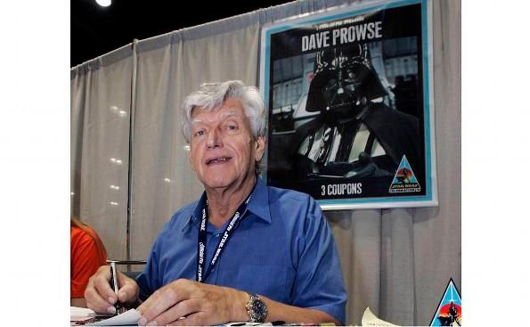 Fallece David Prowse, el primer Darth Vader de Star Wars