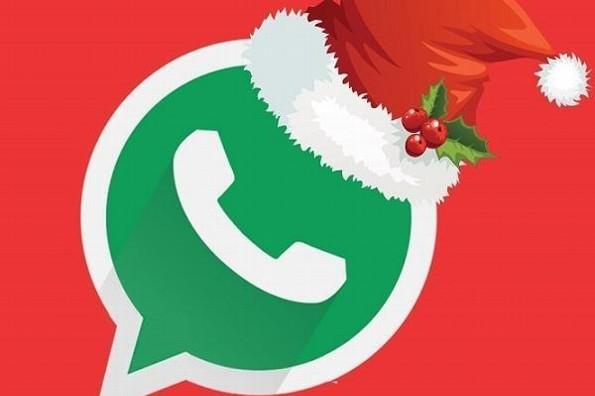 Te decimos cómo poner el gorrito de Santa Claus al ícono de WhatsApp