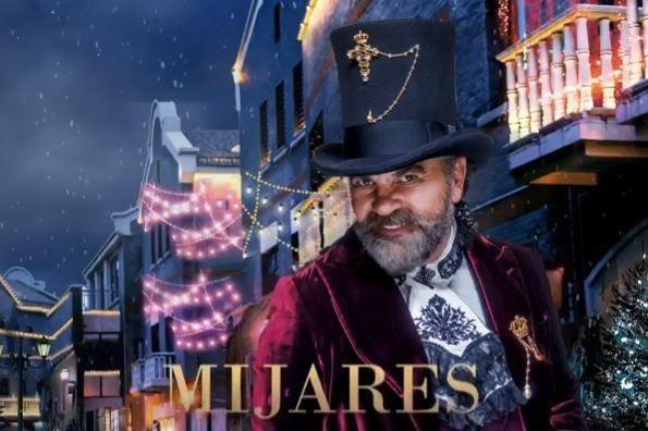 Especial musical de Navidad con Mijares en FUSIÓN 90.1 FM