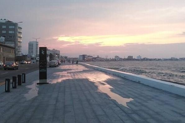 Hoy día fresco; próximo norte alcanzaría rachas de 85 km/hora en Veracruz