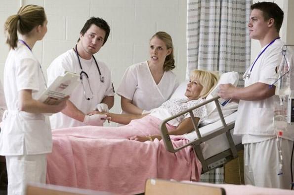 Hoy es Día de la Enfermera y Enfermero... ¡Felicidades!