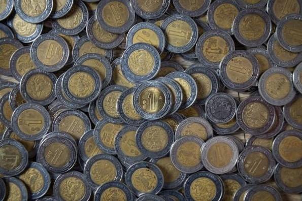 Checa tus monedas de 1 peso porque se venden hasta en 10 mil