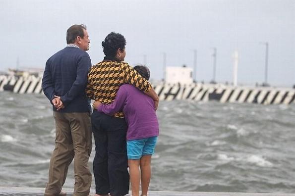 Viene otro evento de norte con rachas de 75 km/hora en Veracruz