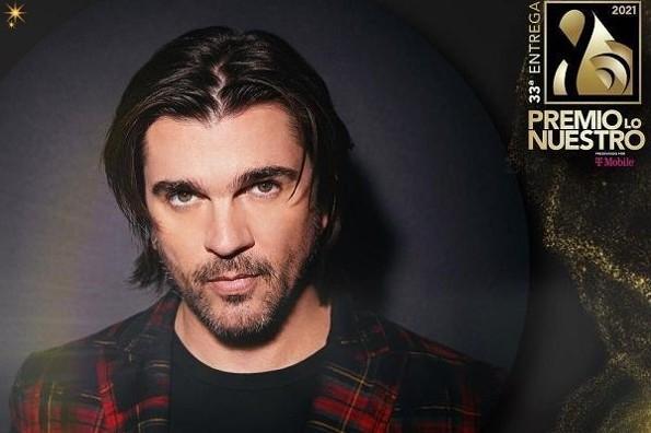 Juanes celebra cinco nominaciones a Premio Lo Nuestro 2021