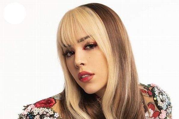 Estrena Danna Paola su nuevo álbum