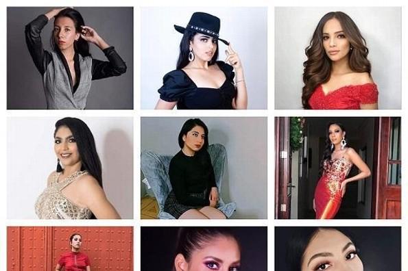 Ellas son las primeras participantes de Miss Earth Veracruz 2021 (+fotos)