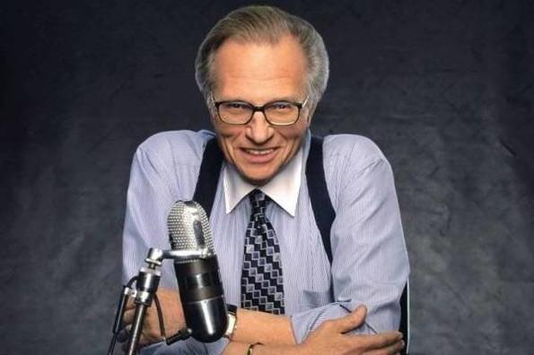Fallece el presentador estadounidense Larry King