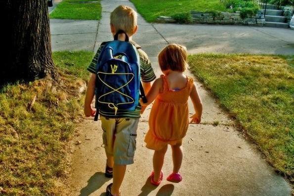 ¿Cómo hacer independientes a los niños?